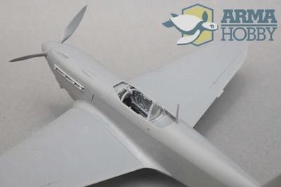 Jakovlev Jak-1B, Expert Set - 6