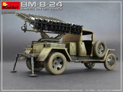 BM-8-24 Based on 1,5t Truck - 6