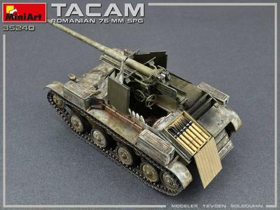 Tacam T-60 Romanian 76mm SPG - 6
