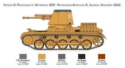Panzerjäger I - 7