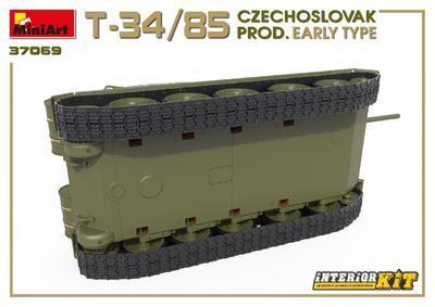 T-34/85 Czechoslovak Production Early Type - 7