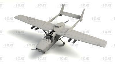 Cessna O-2A Skymaster, American Reconnaissance Aircraft - 7