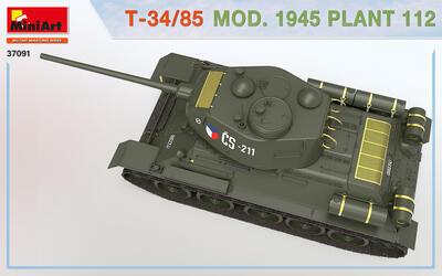T-34/85 MOD. 1945. PLANT 112 - 7