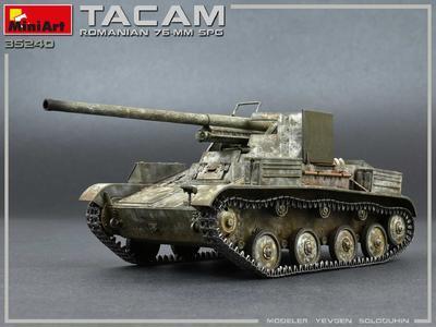Tacam T-60 Romanian 76mm SPG - 7
