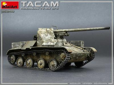 Tacam T-60 Romanian 76mm SPG - 7