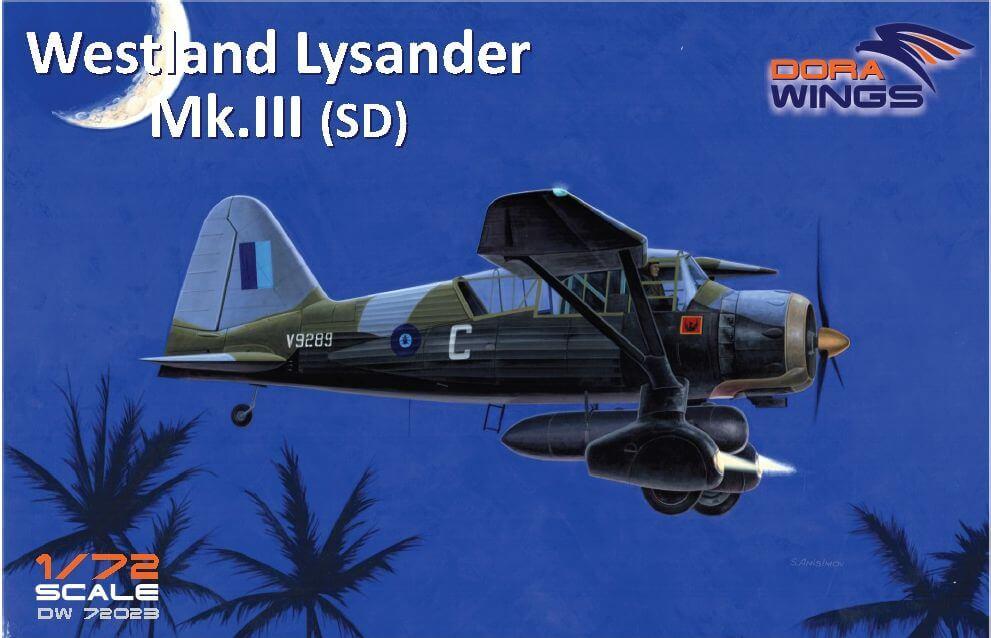 72023 Westland Lysander Mk.III – foto 0
