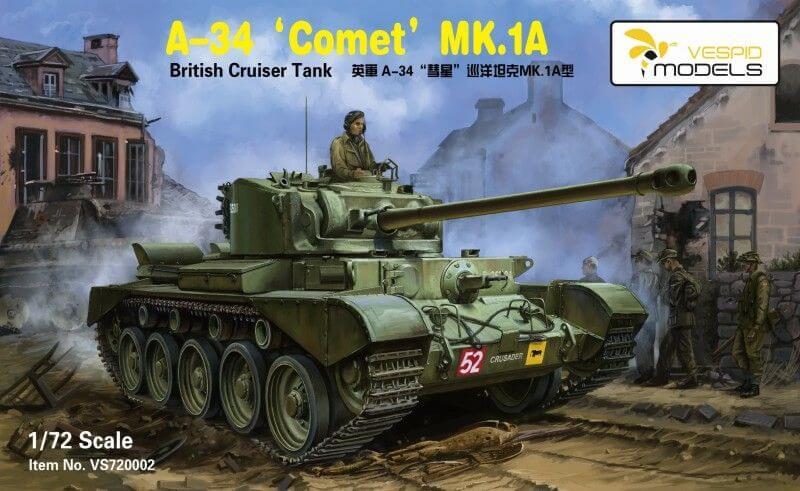 A-34 'Comet' MK.1A a MK.1B - foto00a
