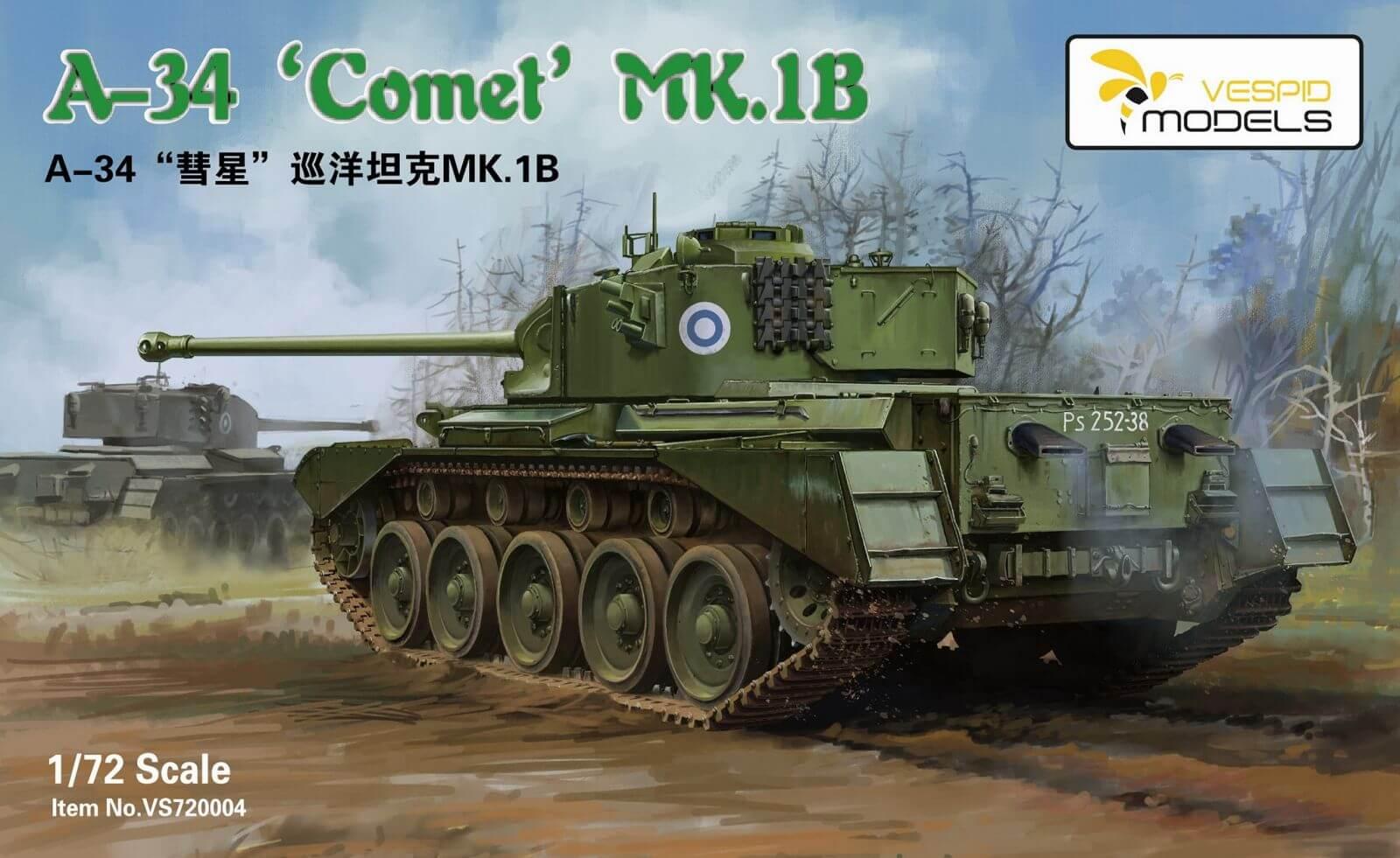 A-34 'Comet' MK.1A a MK.1B - foto00b