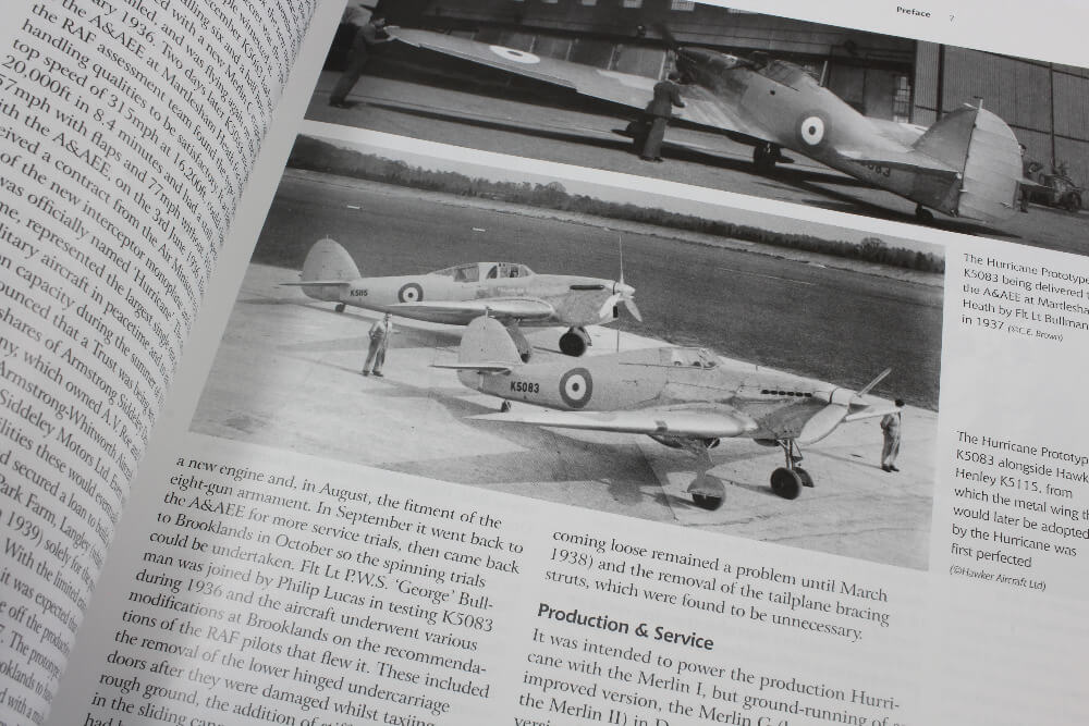Airframe & Miniature No.16: The Hawker Hurricane  – A Complete Guide To The Famous Fighter 01