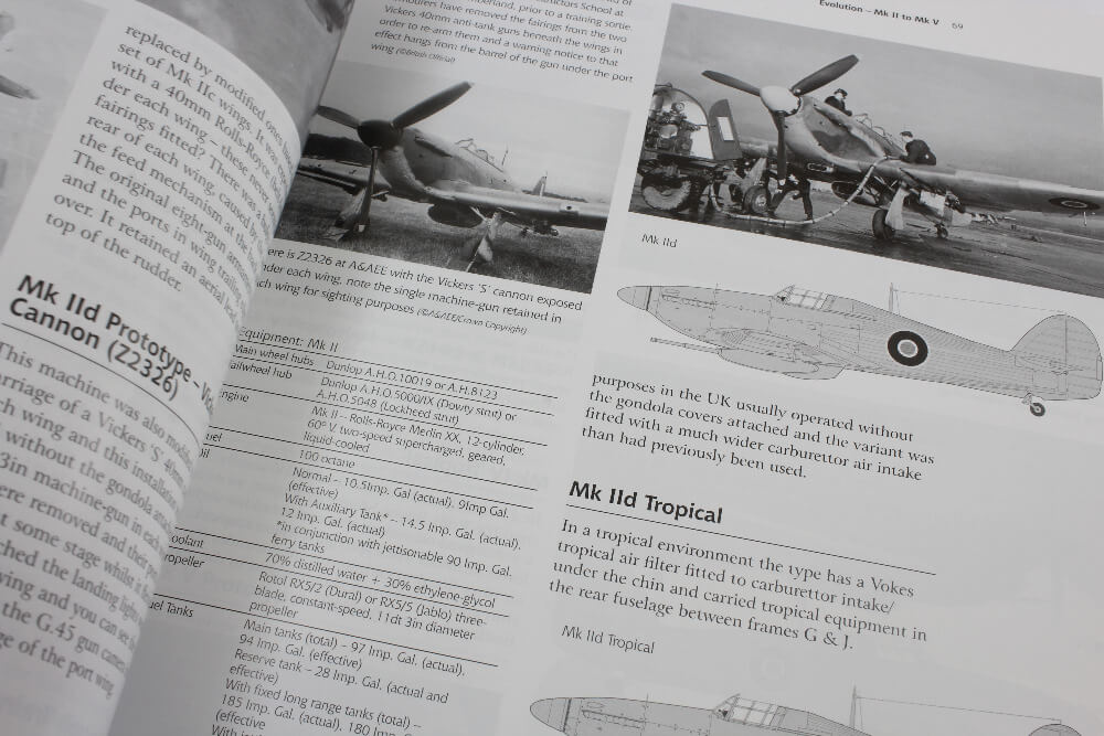 Airframe & Miniature No.16: The Hawker Hurricane  – A Complete Guide To The Famous Fighter 03