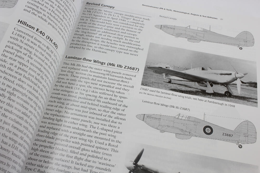 Airframe & Miniature No.16: The Hawker Hurricane  – A Complete Guide To The Famous Fighter 04