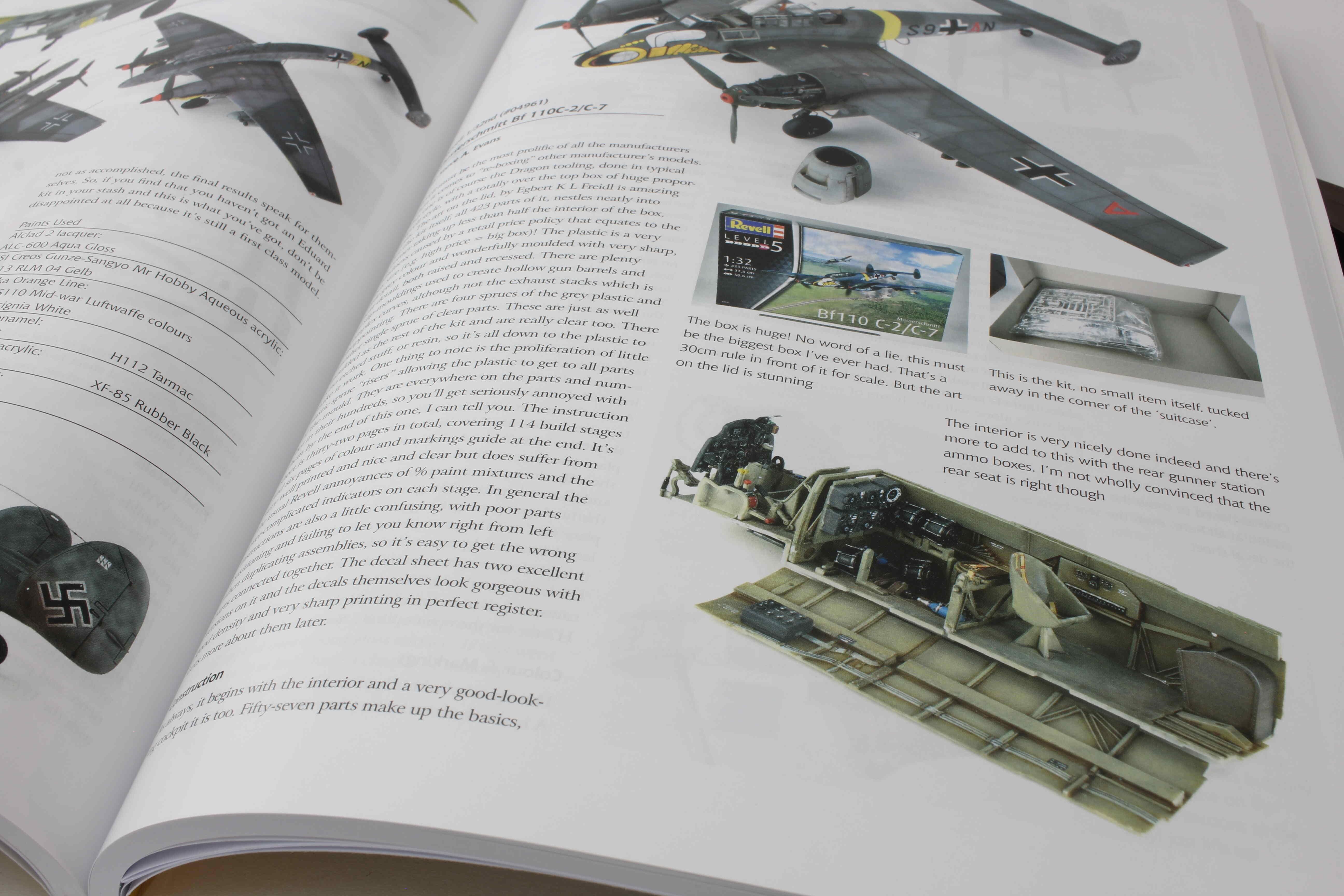 Airframe & Miniature No.17 The Messerschmitt Bf 110   – A Complete Guide To The Luftwaffes Famous Zestörer_ foto 5