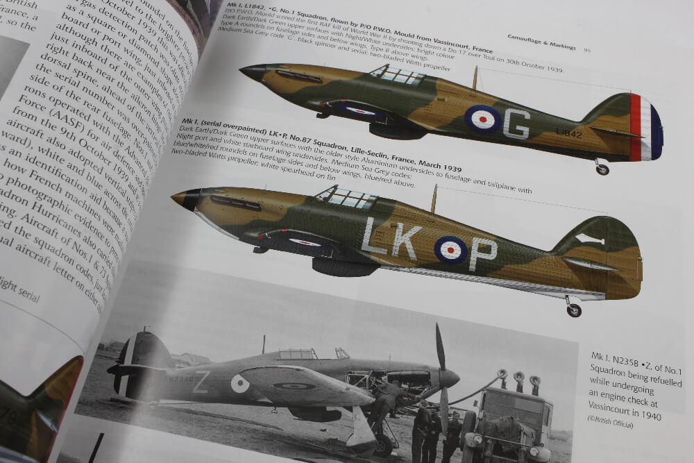 Airframe & Miniature No.16: The Hawker Hurricane  – A Complete Guide To The Famous Fighter 05