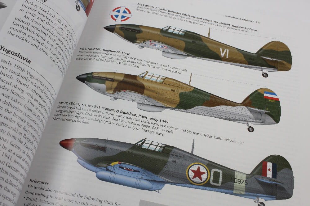 Airframe & Miniature No.16: The Hawker Hurricane  – A Complete Guide To The Famous Fighter