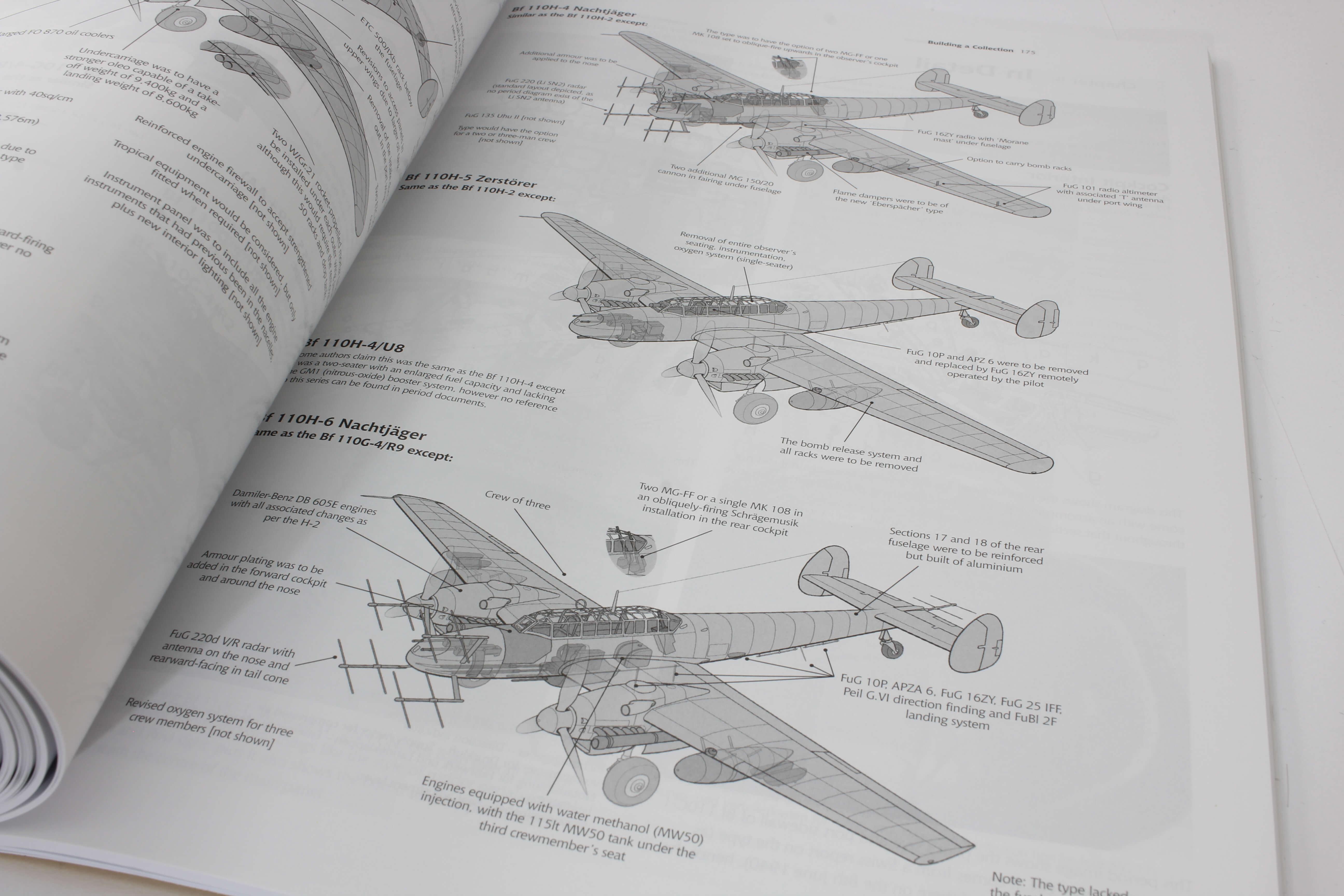 Airframe & Miniature No.17 The Messerschmitt Bf 110   – A Complete Guide To The Luftwaffes Famous Zestörer_ foto 7