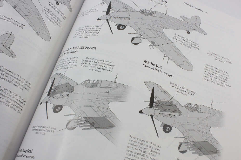 Airframe & Miniature No.16: The Hawker Hurricane  – A Complete Guide To The Famous Fighter 09