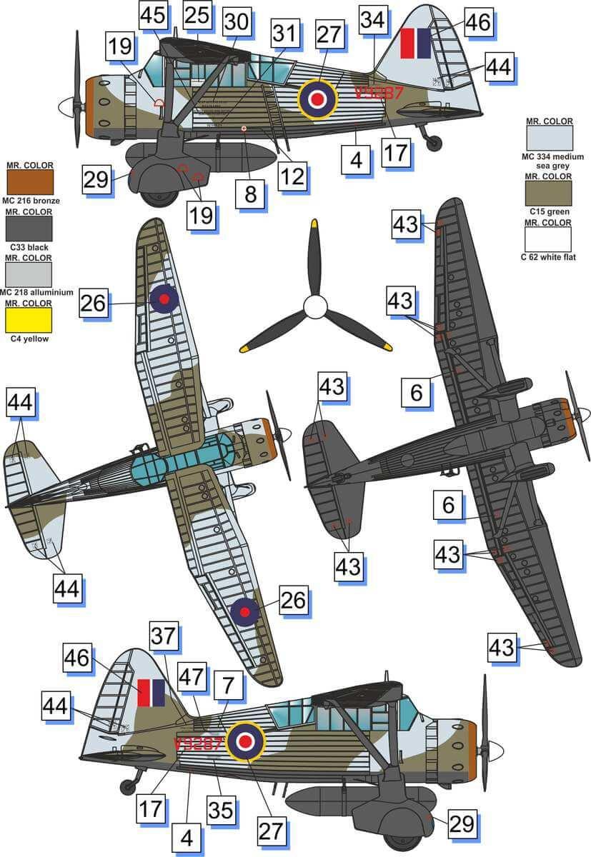72023 Westland Lysander Mk.III – foto 11