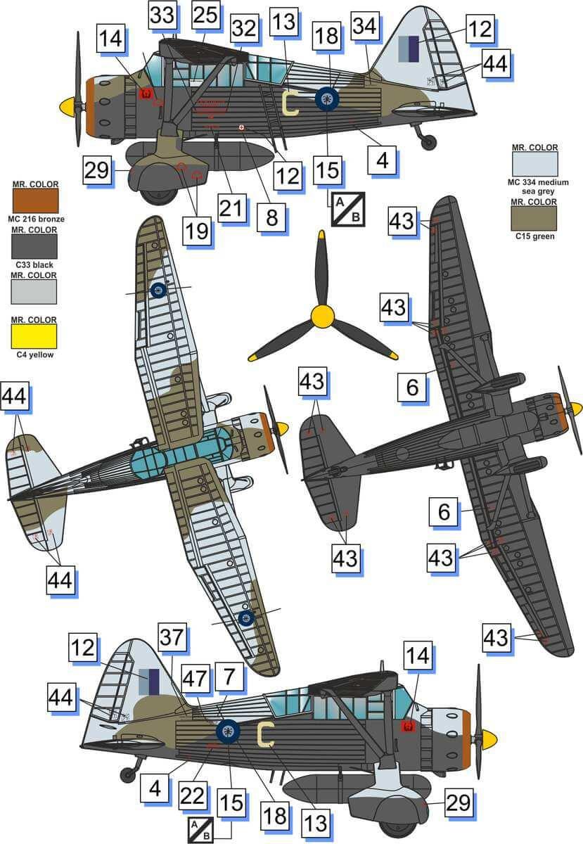 72023 Westland Lysander Mk.III – foto 12