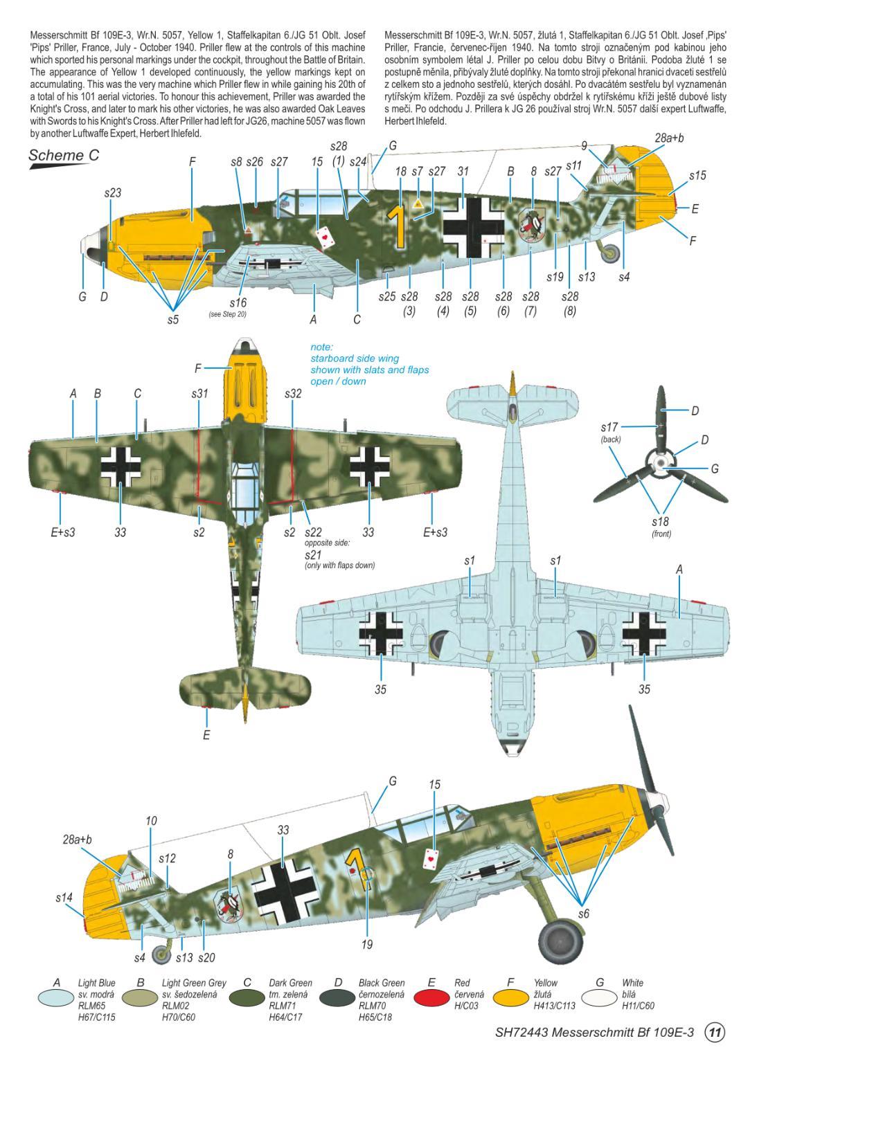 Messerschmitt Bf 109E-3  - foto 8-3