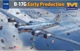 B-17G Early Production, Boxart