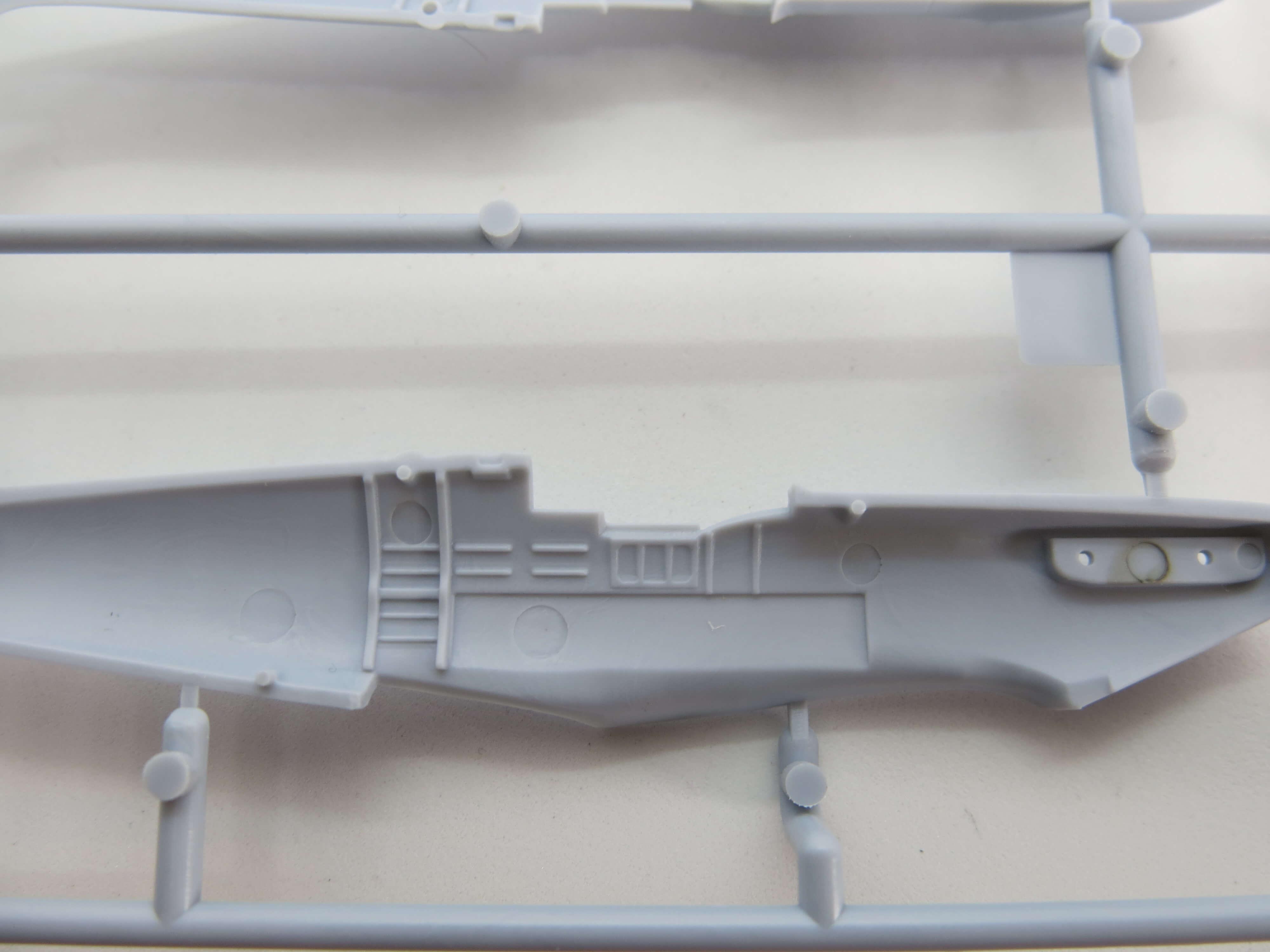 02108 Supermarine Spitfire Mk.Vc Airfix 1/72 – foto 5