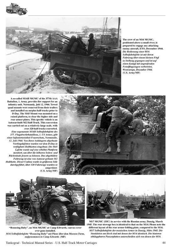 PlasticPlanet - TM U S  WWII Half-Track Mortar Carriers